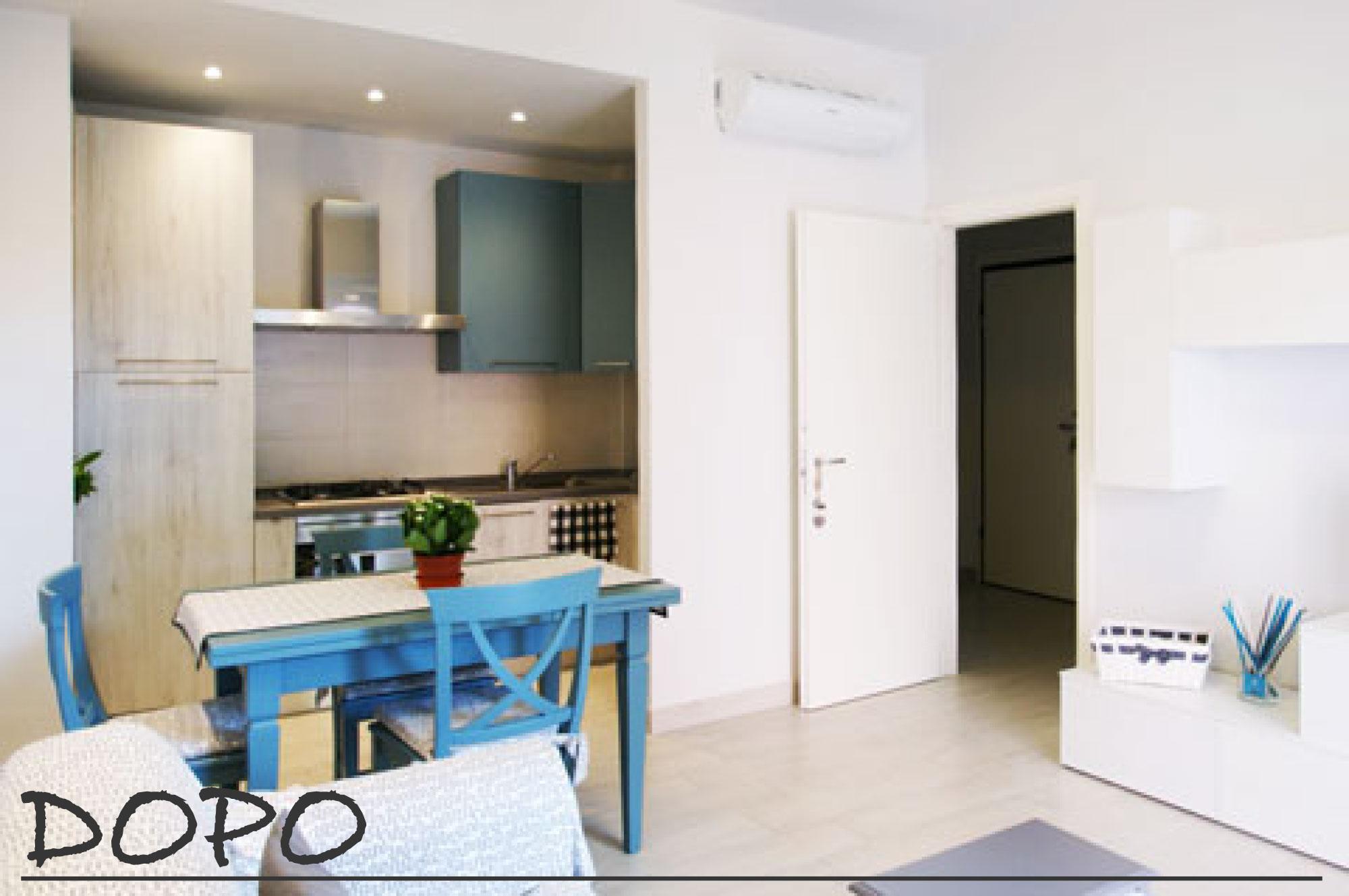 Fucina di idee appartamento newport for Idee appartamento