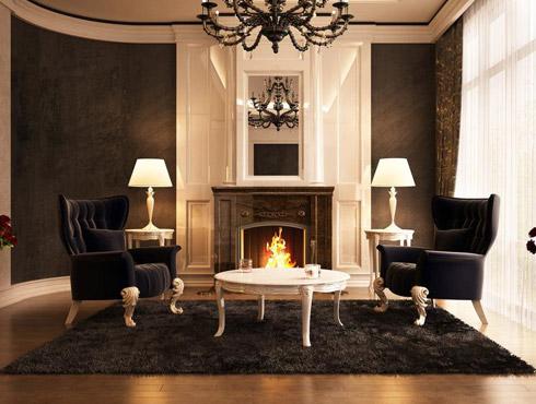 Fucina di idee ristrutturazioni ed interior design in for Casa stile classico moderno