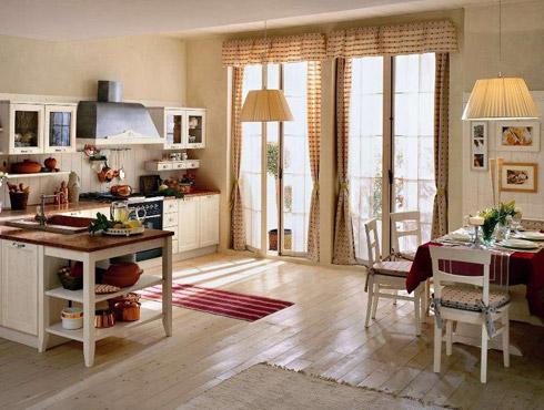 Fucina di idee ristrutturazioni ed interior design in stile classico vintage rustico urban - Casa stile country rustico ...