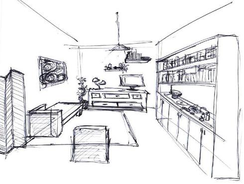 Fucina di idee ristrutturazione progettazione d 39 interni for Progettazione di interni gratis